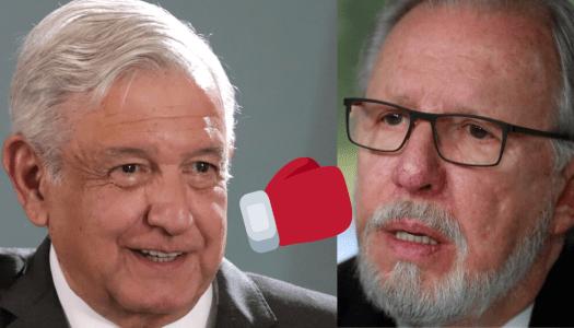 AMLO destroza a Joaquín López-Dóriga en la mañanera