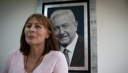 Tatiana Clouthier nueva secretaria de economía con AMLO