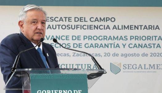 Conferencia de prensa mañanera de AMLO (24/08/2020) | En vivo