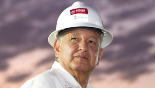 AMLO comienza a revertir la Reforma Energética del PRIAN