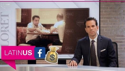 En 6 días Loret gasta una fortuna para golpear a AMLO en Facebook