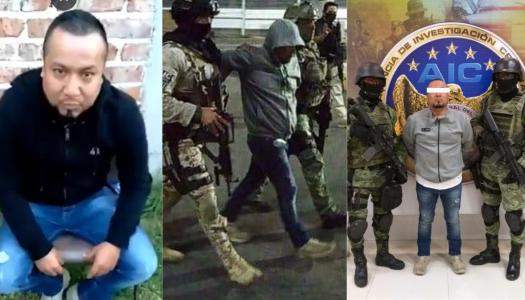 El Marro, narco que amenazó a AMLO, fue capturado hoy