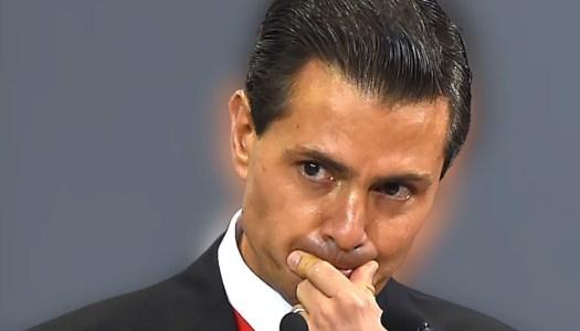 Peña Nieto ya busca abogados para que lo defiendan en juicios