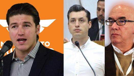 """Ventila Samuel García corrupción en MC; después dice que """"fue hackeado"""""""