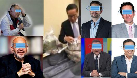 Loret, Mauleón, Pascal, Risco… todos guardan silencio de corrupción panista