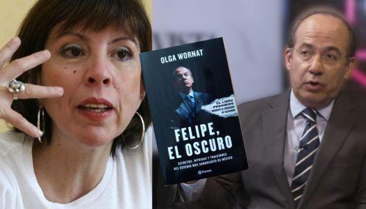 Ya salió el libro que hundirá aún más a Felipe Calderón y a García Luna