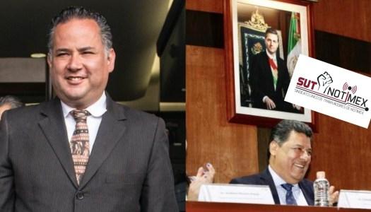 Golpe al corrupto SutNotimex; UIF bloquea cuentas a ex líder sindical