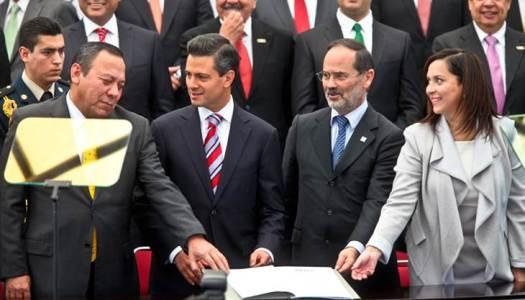 Pacto del PRI, PAN y PRD costó a los mexicanos 412 millones de pesos