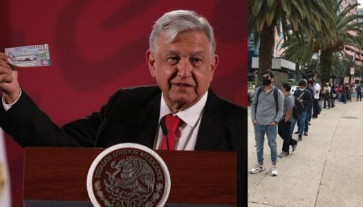 Venta de cachitos, un éxito; mexicanos se solidarizan con AMLO