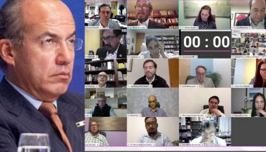 INE le niega el registro a México Libre, el partido de Felipe Calderón