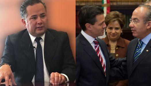 UIF de Santiago Nieto investiga a Calderón y Peña Nieto por Odebrecht