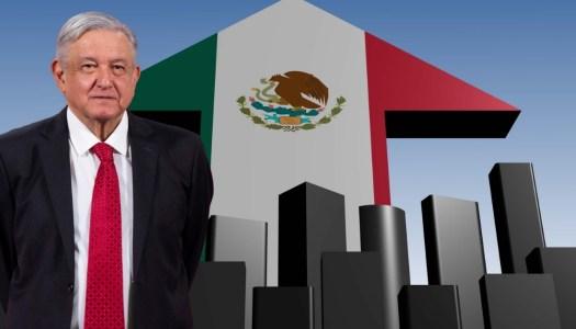 ¿AMLO desastre económico? Citibanamex prevé que PIB de México crecerá un 3.5%