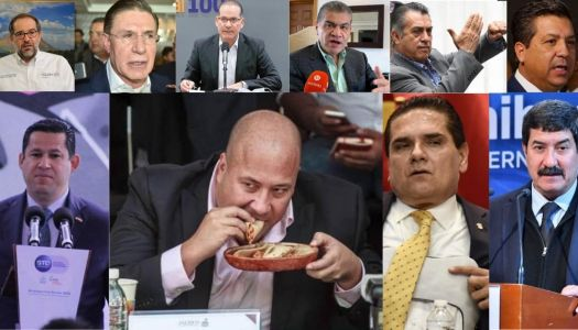 Los gobernadores golpistas