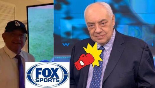Jorge Berry quiso atacar a AMLO usando a cadena FoxSports y ésta lo humilla