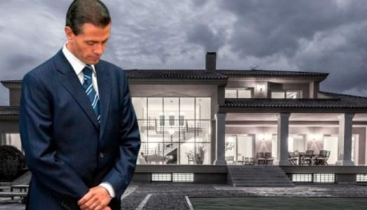 Rodeado de lujos pero solo, así es el autoexilio de Peña Nieto en Madrid