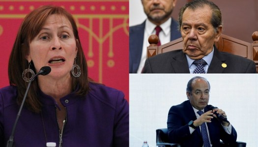 Tatiana Clouthier: Porfirio Muñoz Ledo se comporta como Calderón