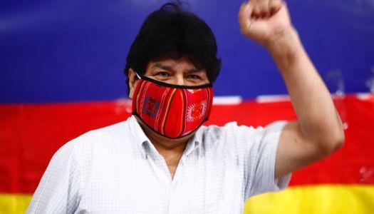 Evo Morales volverá a Bolivia, tras triunfo de Luis Arce