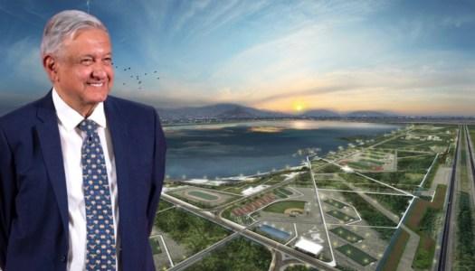 Así será el Parque Ecológico Lago de Texcoco que construye AMLO