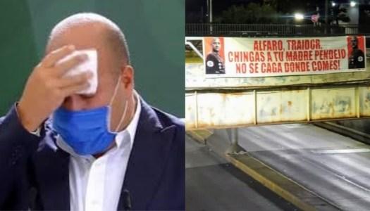 """En Jalisco preparan una """"mega mentada de madre"""" contra Enrique Alfaro"""