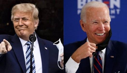 ¿Trump o Biden? Consulta los resultados de la elección en tiempo real