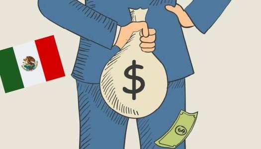México pierde 190 mil mdp al año en evasión de impuestos