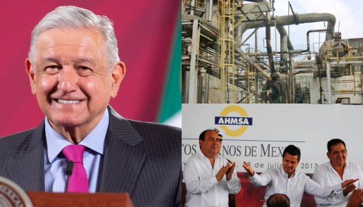 AMLO a punto de recuperar 200 millones de dólares por planta chatarra de EPN