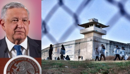 AMLO: PRIAN entregó cárceles de forma fraudulenta a los empresarios