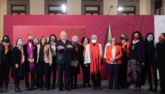 El poder de las mujeres en el gobierno de AMLO