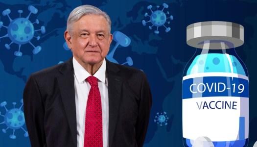 AMLO lo logró: más de un millón de vacunas llegarán mañana a México