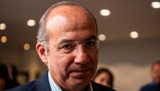 Felipe Calderón tiene aún cuentas pendientes de su sexenio por aclarar