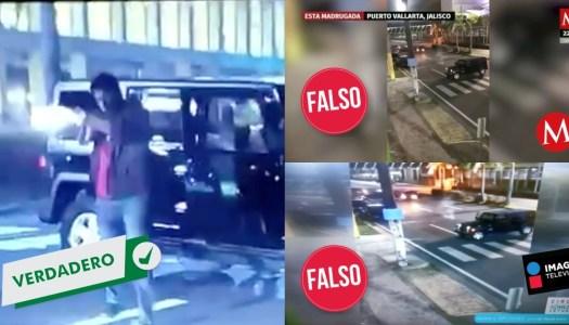 Milenio e Imagen mienten con video falso del ataque a Aristóteles