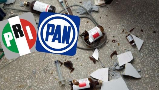 PRIAN desmanteló la producción de vacunas en México