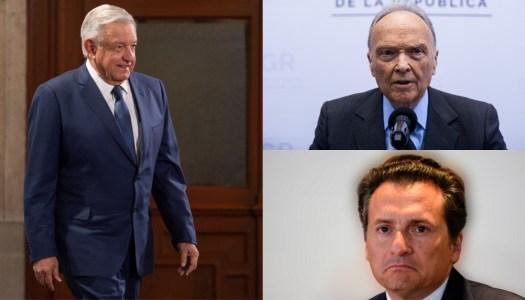 AMLO presiona y FGR prepara plan contra políticos cómplices de Lozoya