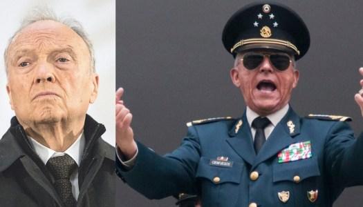 FGR exonera de cualquier cargo al general Salvador Cienfuegos