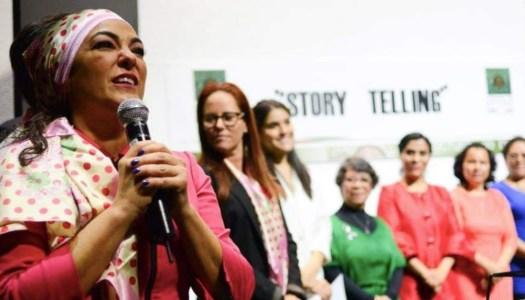 Premian a la diputada Olga Sosa por su compromiso con la reconstrucción mamaria