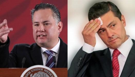 Tiembla Peña Nieto, la UIF investiga sus millonarias propiedades