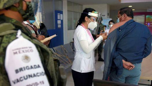 Estos son los requisitos para vacunarte en Tláhuac, Iztacalco, Xochimilco y Ecatepec