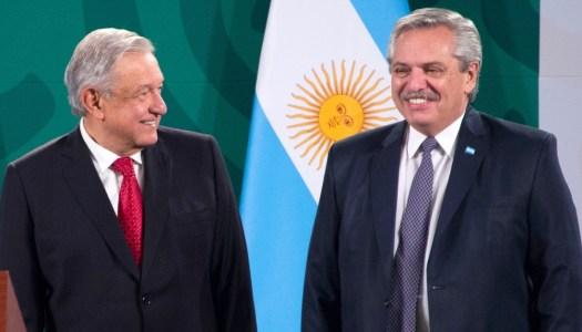 Alberto Fernández elogia a AMLO: México tiene un Presidente honesto en muchos años