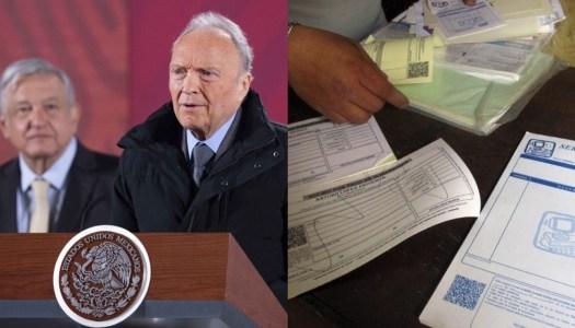 "FGR va por los primeros seis evasores asociados a ""factureras"""