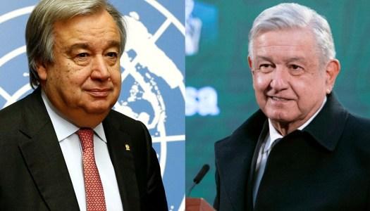 ONU le da la razón a AMLO: 10 países acaparan el 75% de las vacunas