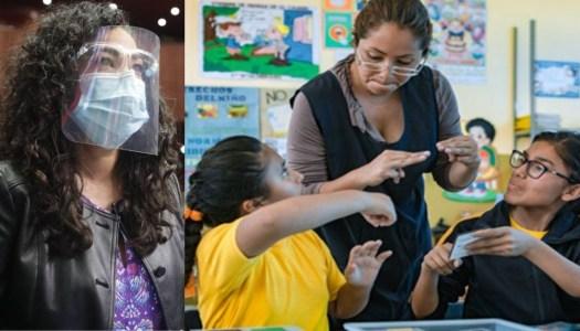 Aprueban iniciativa de Olga Sosa para garantizar inclusión educativa de las personas sordas