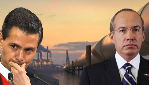 Calderón y Peña Nieto, los causantes del apagón en el norte de México