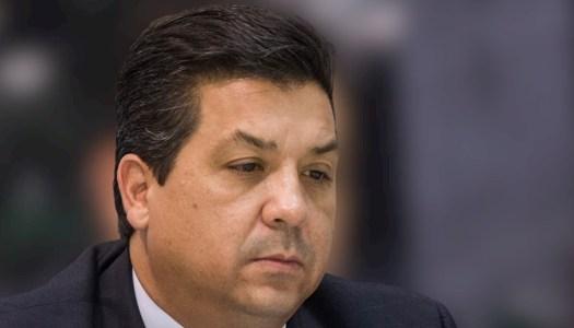 FGR pide el desafuero de Cabeza de Vaca por sus nexos con el narco