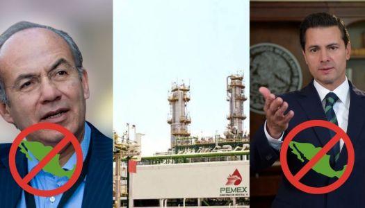 La riqueza energética de México y los vendepatrias