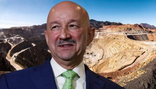 Mineras en México hacen lo que les da la gana gracias a Carlos Salinas