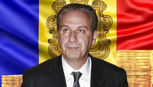 Juan Collado es pieza clave en los 48 mil millones confiscados en Andorra