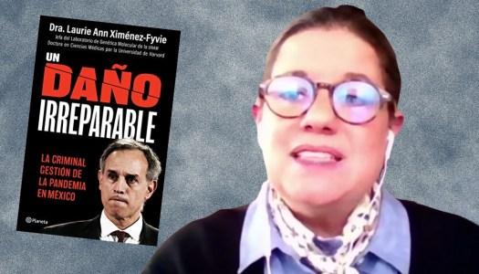 """""""Un daño irreparable"""": un libro de odio, mentiras y nada de ciencia"""