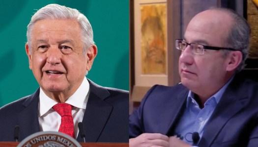 Felipe Calderón asegura ser un perseguido político de AMLO