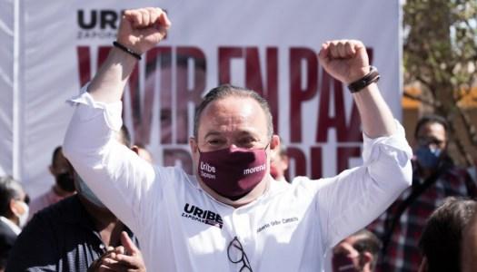 Alberto Uribe estrena Esperanza, el spot de Morena para derrotar al PRIANRDMC