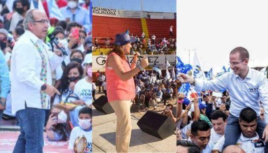 La oposición, sus campañas y el rancio olor a corrupción